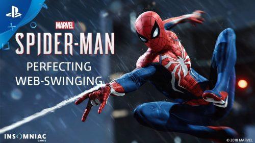 Spider-Man: vídeo mostra como estúdio criou um gameplay assertivo; veja