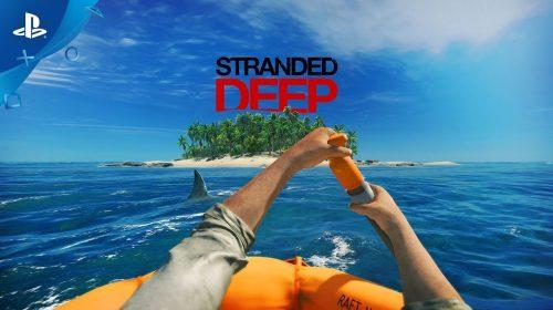 Stranded Deep, jogo de sobrevivência, é anunciado para PS4; conheça