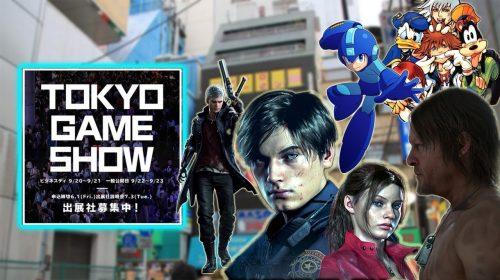 Conheça a programação da PlayStation para a Tokyo Game Show 2018