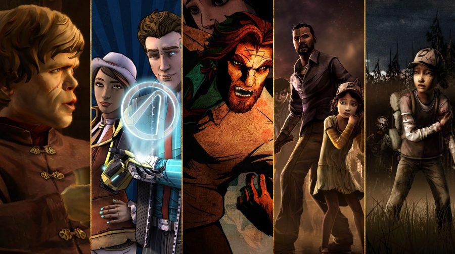 Telltale Games está à beira da falência, dizem sites; Jogos cancelados