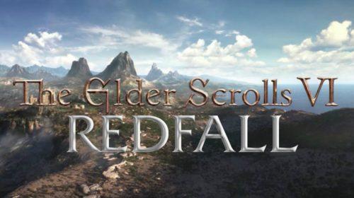 [Rumor] The Elder Scrolls VI pode se chamar