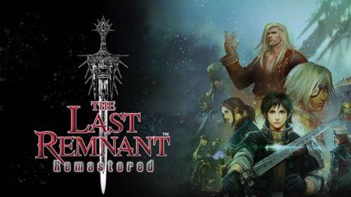 Square Enix anuncia remaster de The Last Remnant para PS4; saiba mais