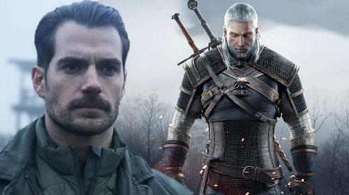 Henry Cavill como Geralt? Produtora explica porque o escolheu para série