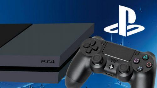 Sony lança firmware 6.20 para PS4 com