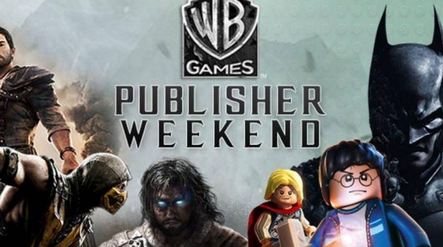 Redução de até 75%: jogos da WB Games em promoção na PSN