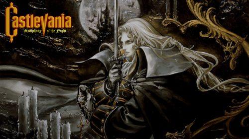 Castlevania Symphony of the Night é listado para PlayStation 4
