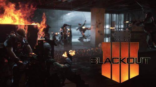 BETA de CoD Black Ops 4 recebe update com o modo Blackout