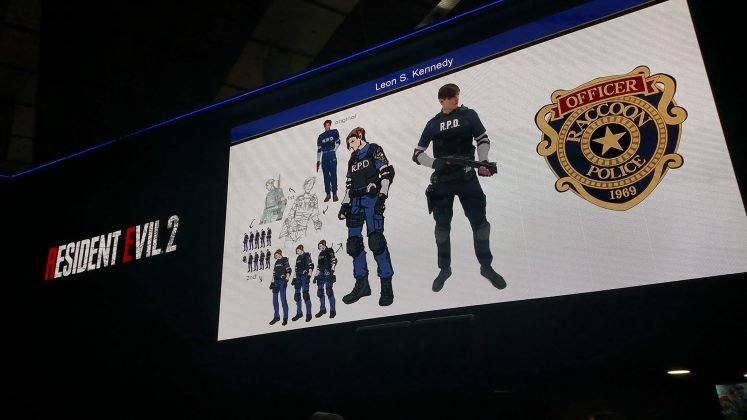 [BGS 2018] Gameplay inédito de Resident Evil 2, direto do stand da PlayStation 2