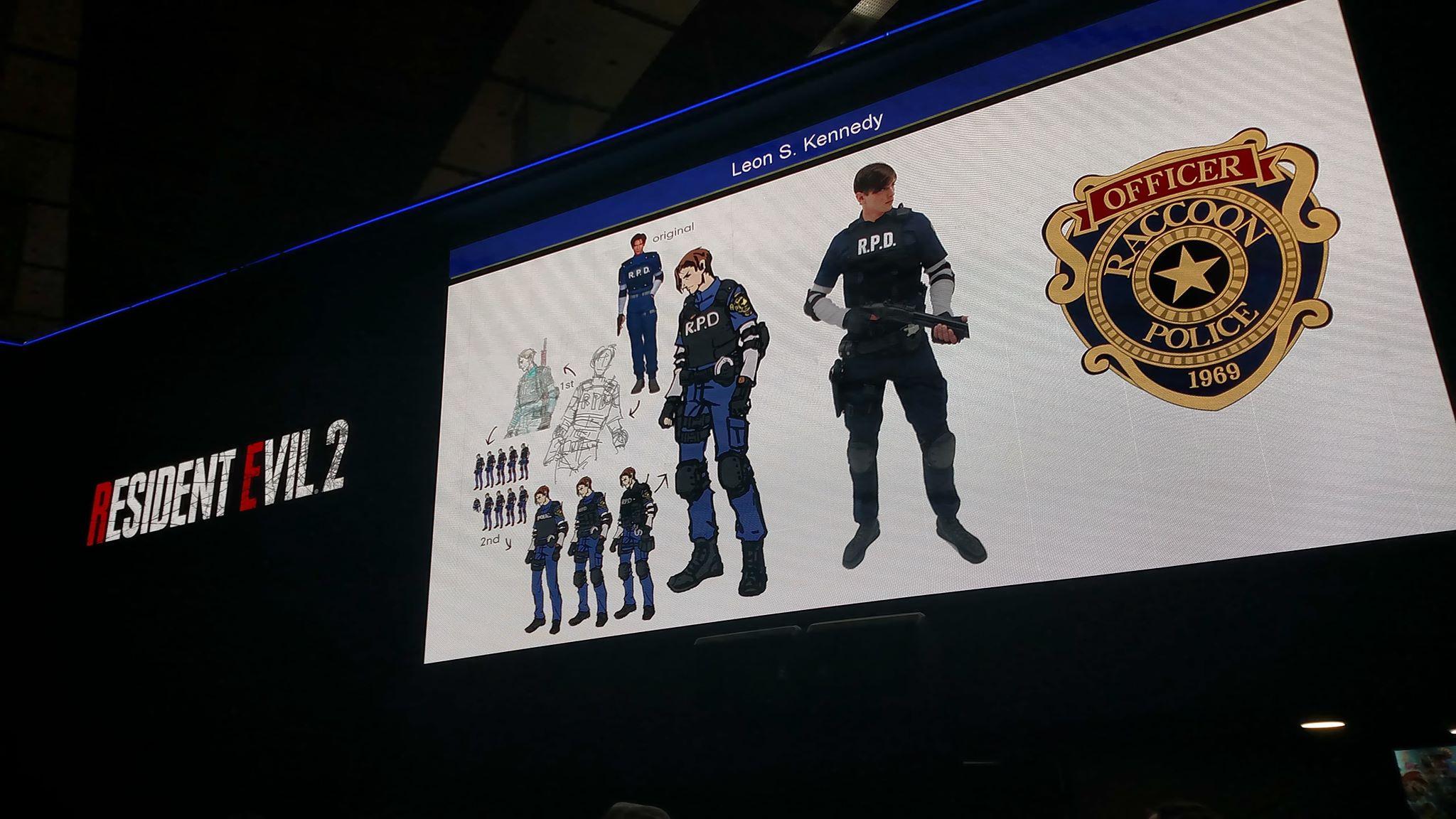 [BGS 2018] Gameplay inédito de Resident Evil 2, direto do stand da PlayStation 2
