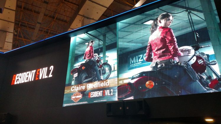 [BGS 2018] Gameplay inédito de Resident Evil 2, direto do stand da PlayStation 4