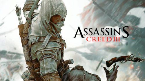 Assassin's Creed 3 Remastered chega em 29 de março ao PS4