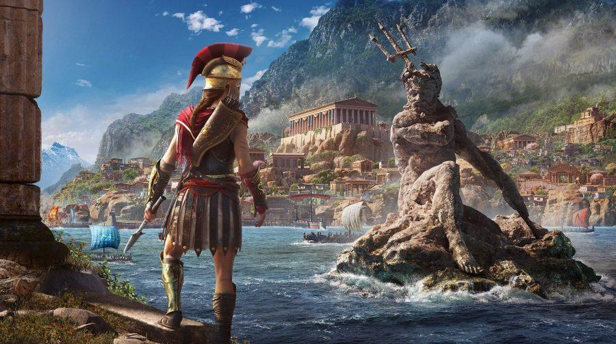 Assassin's Creed Odyssey: New Game+ chega na próxima semana; saiba mais