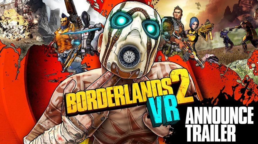Borderlands 2 VR é anunciado para PS4; Lançamento em dezembro