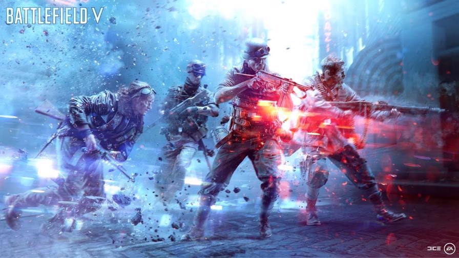 Battlefield V: todos os personagens falam em seus idiomas nativos