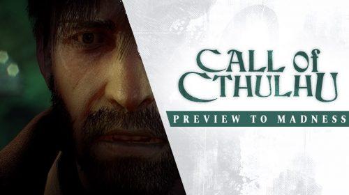 O inominável está presente! Call of Cthulhu está pronto para ser lançado
