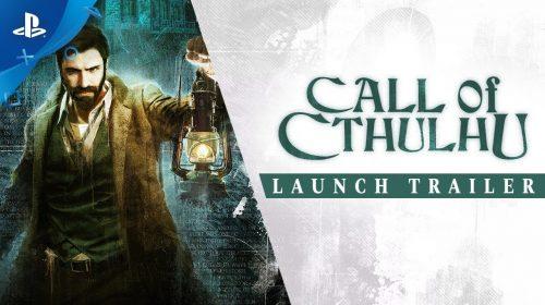 Novo trailer de Call of Cthulhu dá noção do clima obscuro do game; assista