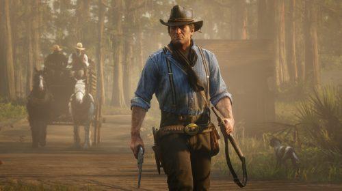 Segredos de Red Dead Redemption 2: armas (as melhores e lendárias)