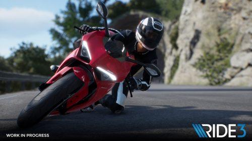 RIDE 3 recebe novo trailer mostrando personalizações; veja edições especiais