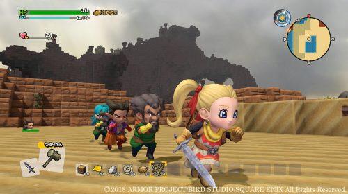 Dragon Quest Builders 2 terá opção de multiplayer online; saiba mais