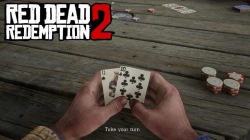 Red Dead Redemption 2: aprenda a jogar poker e destrua seus adversários