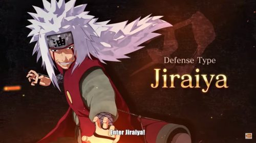 Naruto to Boruto: Shinobi Striker: Jiraya é adicionado em nova DLC