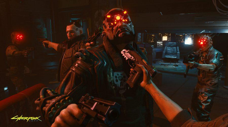 Lançamento de Cyberpunk 2077