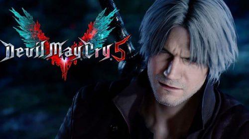 Devil May Cry 5: novo vídeo destaca