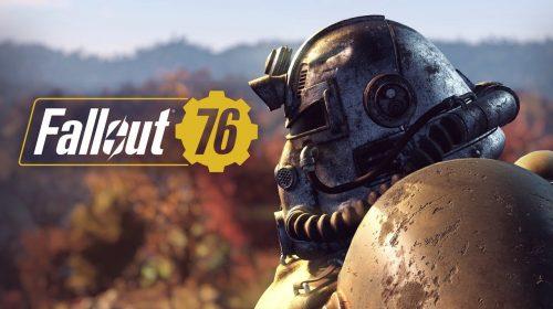 Fallout 76: servidores entram em atividade antes do esperado