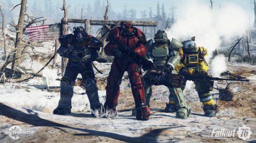 Fallout 76: facções reveladas com novidades e início do B.E.T.A.