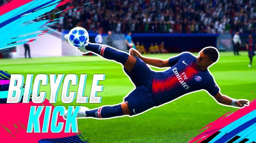 Próximo update de FIFA 19 vai nerfar bicicletas e ajustar falhas de goleiros