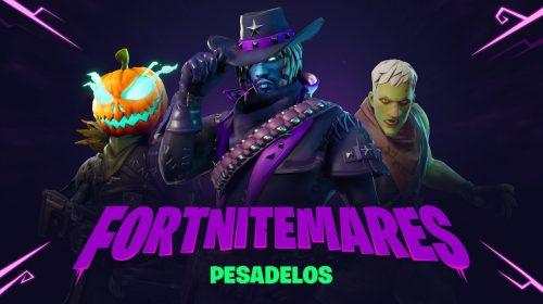 Update 6.20 de Fortnite adiciona evento de Halloween e novidades