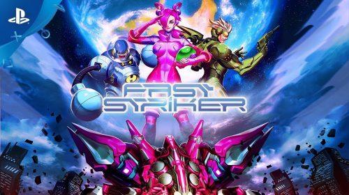 Shooter no melhor estilo arcade, Fast Striker chega ao PS4 nesse mês