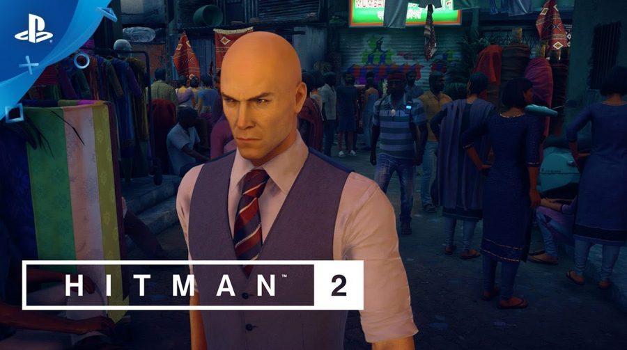 HITMAN 2 ganha novo trailer; assista