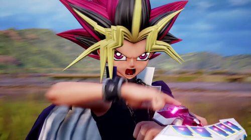 Yu-Gi-Oh! é o destaque de novo trailer frenético de Jump Force; assista