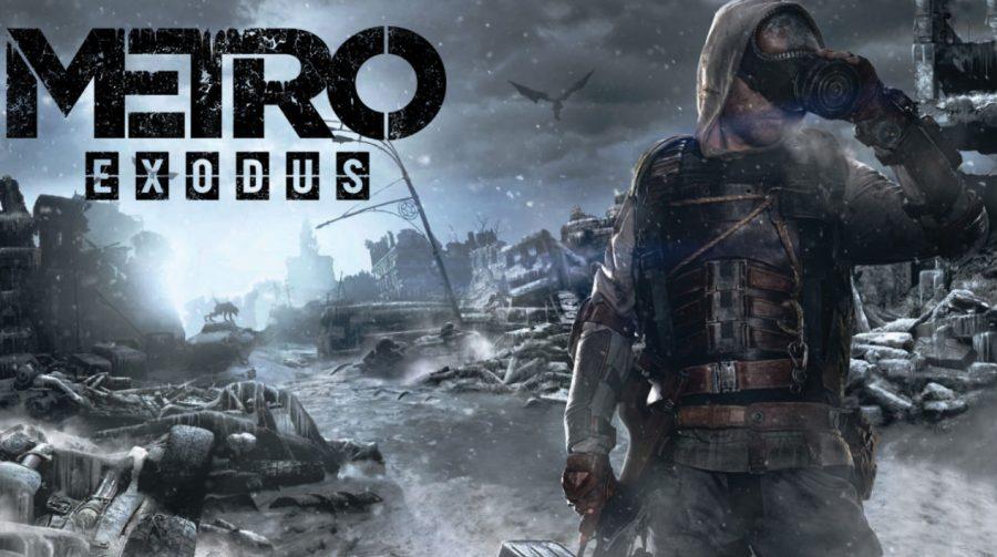 Metro Exodus tem sua data de lançamento...adiantada!