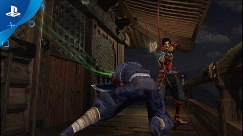Onimusha: Warlords recebe trailer de jogabilidade; assista