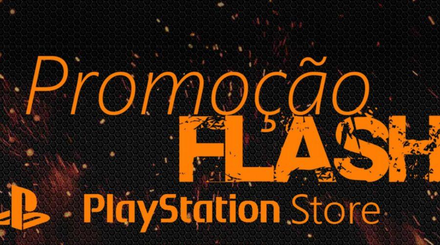 Sony revela Promoção Flash de outubro na PSN; confira todos