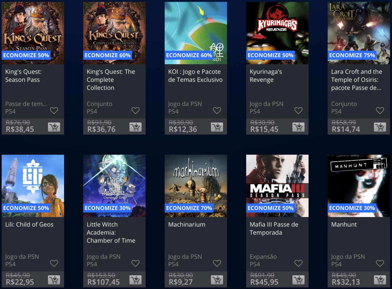 Sony anuncia Promoção do Dia das Crianças na PlayStation Store; veja 10