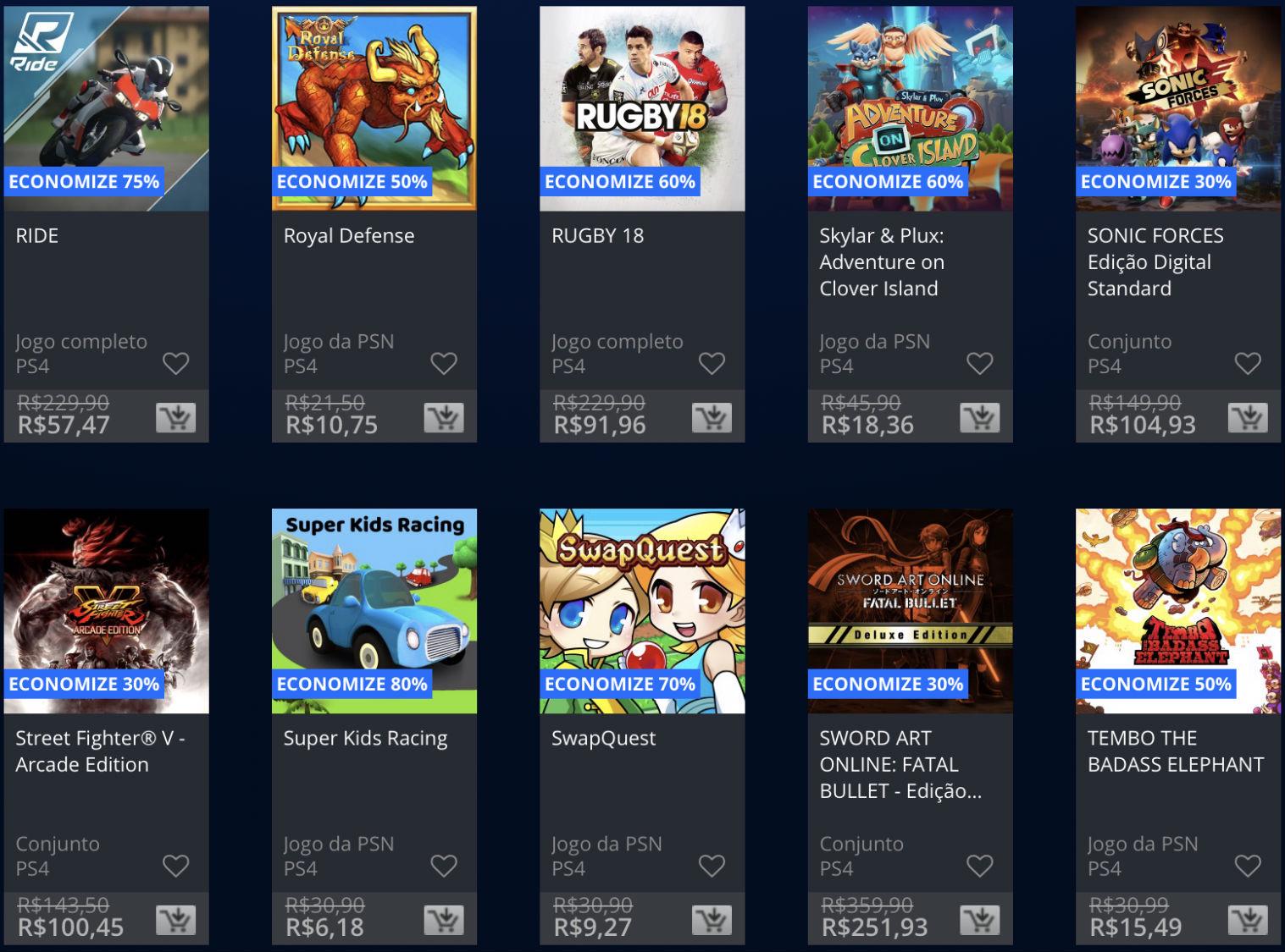 Sony anuncia Promoção do Dia das Crianças na PlayStation Store; veja 13