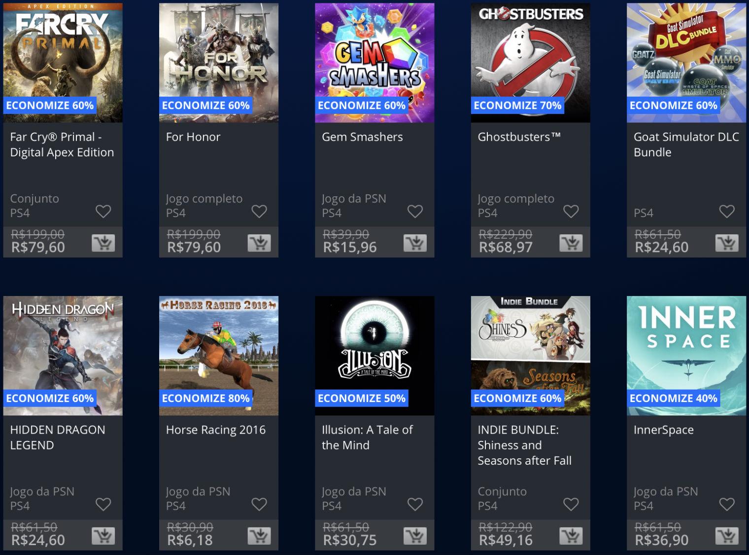 Sony anuncia Promoção do Dia das Crianças na PlayStation Store; veja 18