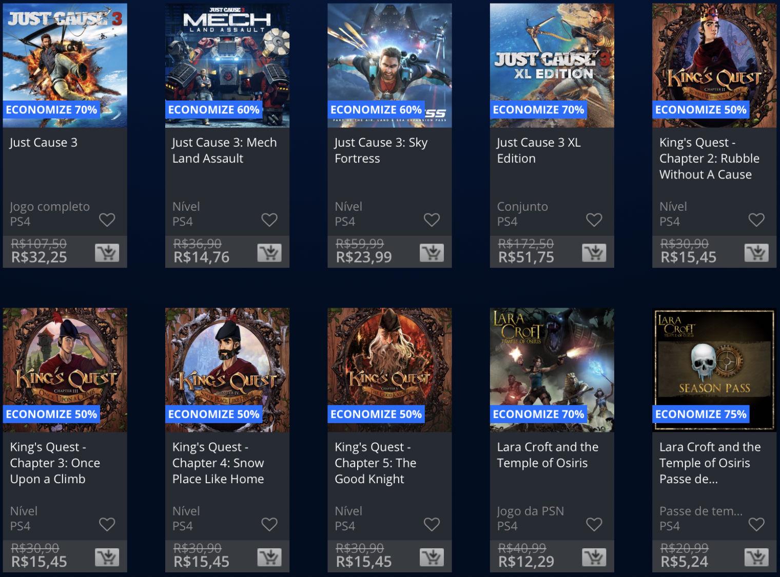 Sony anuncia Promoção do Dia das Crianças na PlayStation Store; veja 19