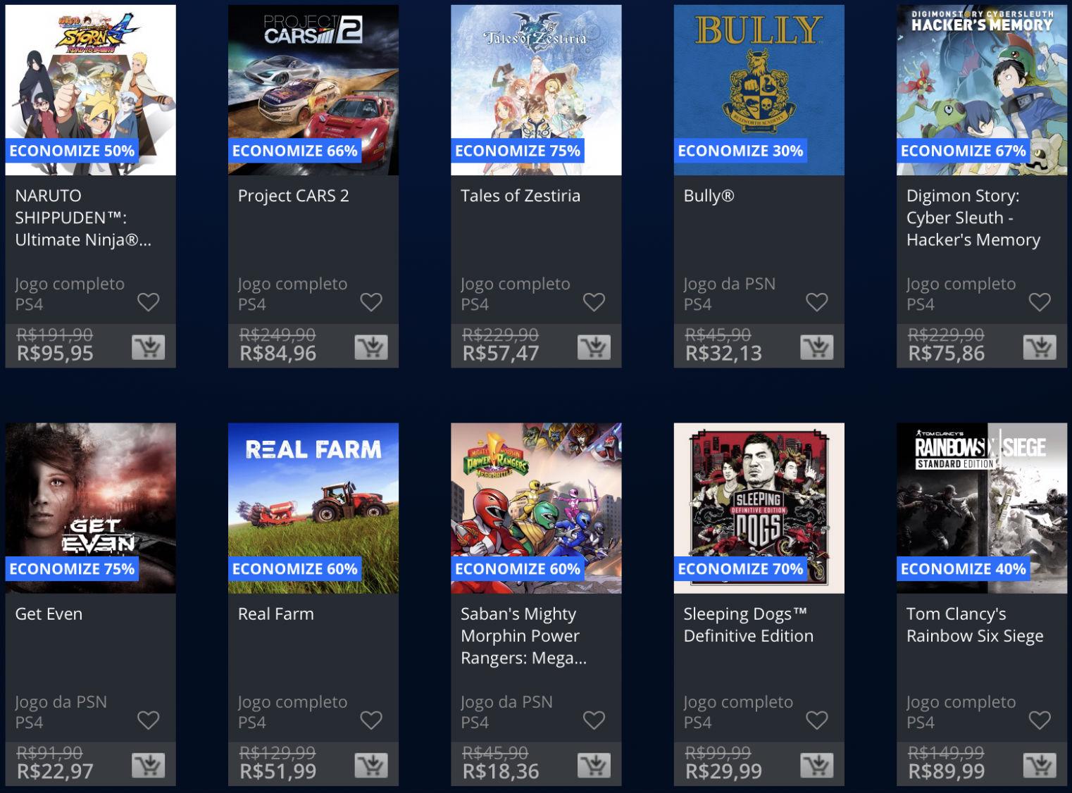 Sony anuncia Promoção do Dia das Crianças na PlayStation Store; veja 2