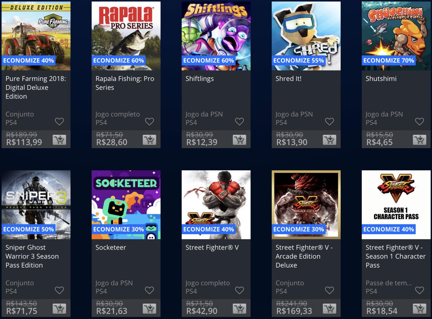 Sony anuncia Promoção do Dia das Crianças na PlayStation Store; veja 22