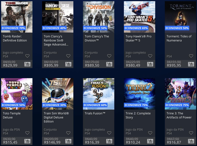 Sony anuncia Promoção do Dia das Crianças na PlayStation Store; veja 24