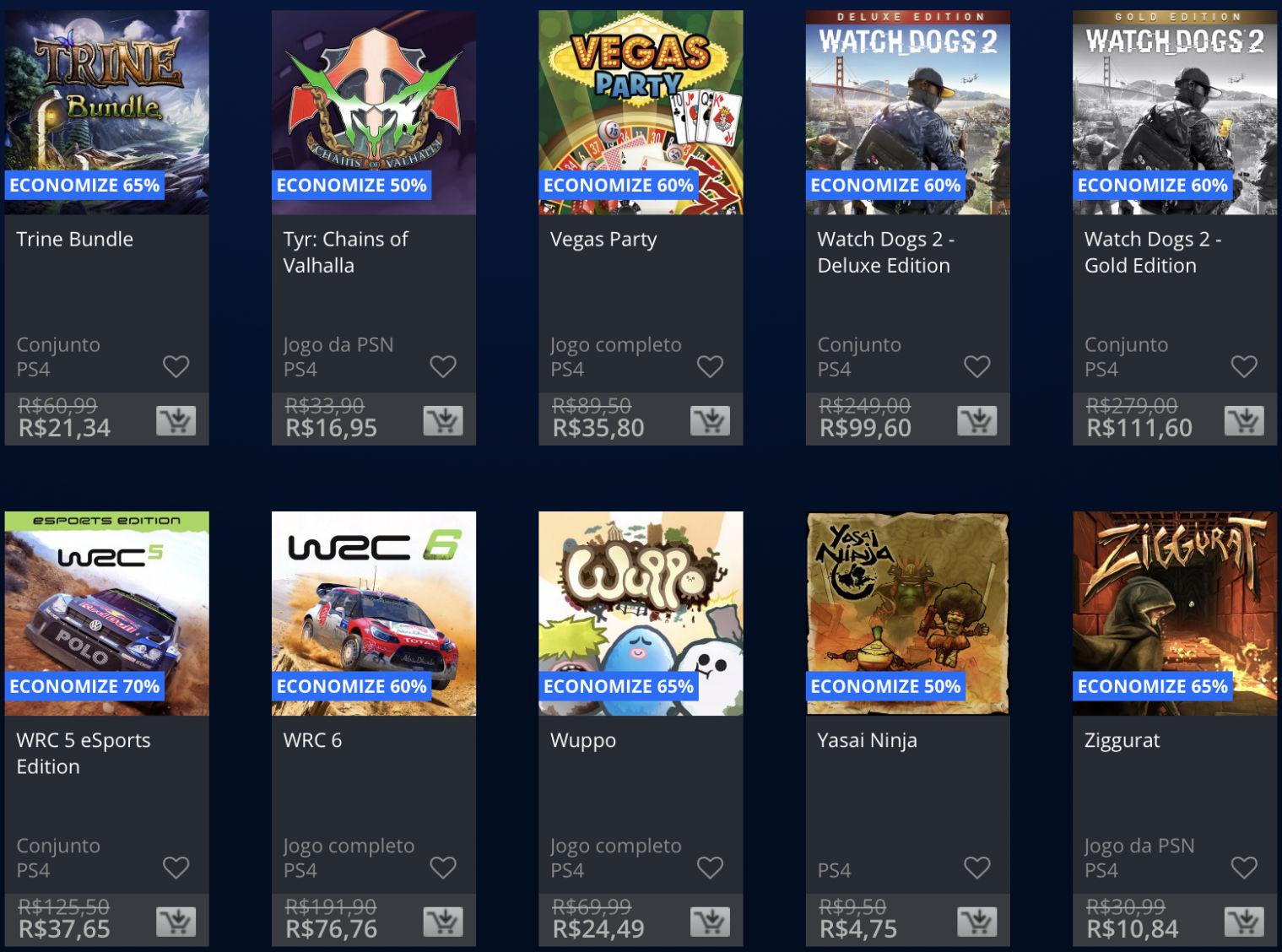 Sony anuncia Promoção do Dia das Crianças na PlayStation Store; veja 25