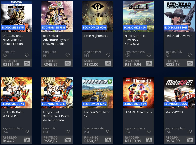 Sony anuncia Promoção do Dia das Crianças na PlayStation Store; veja 3