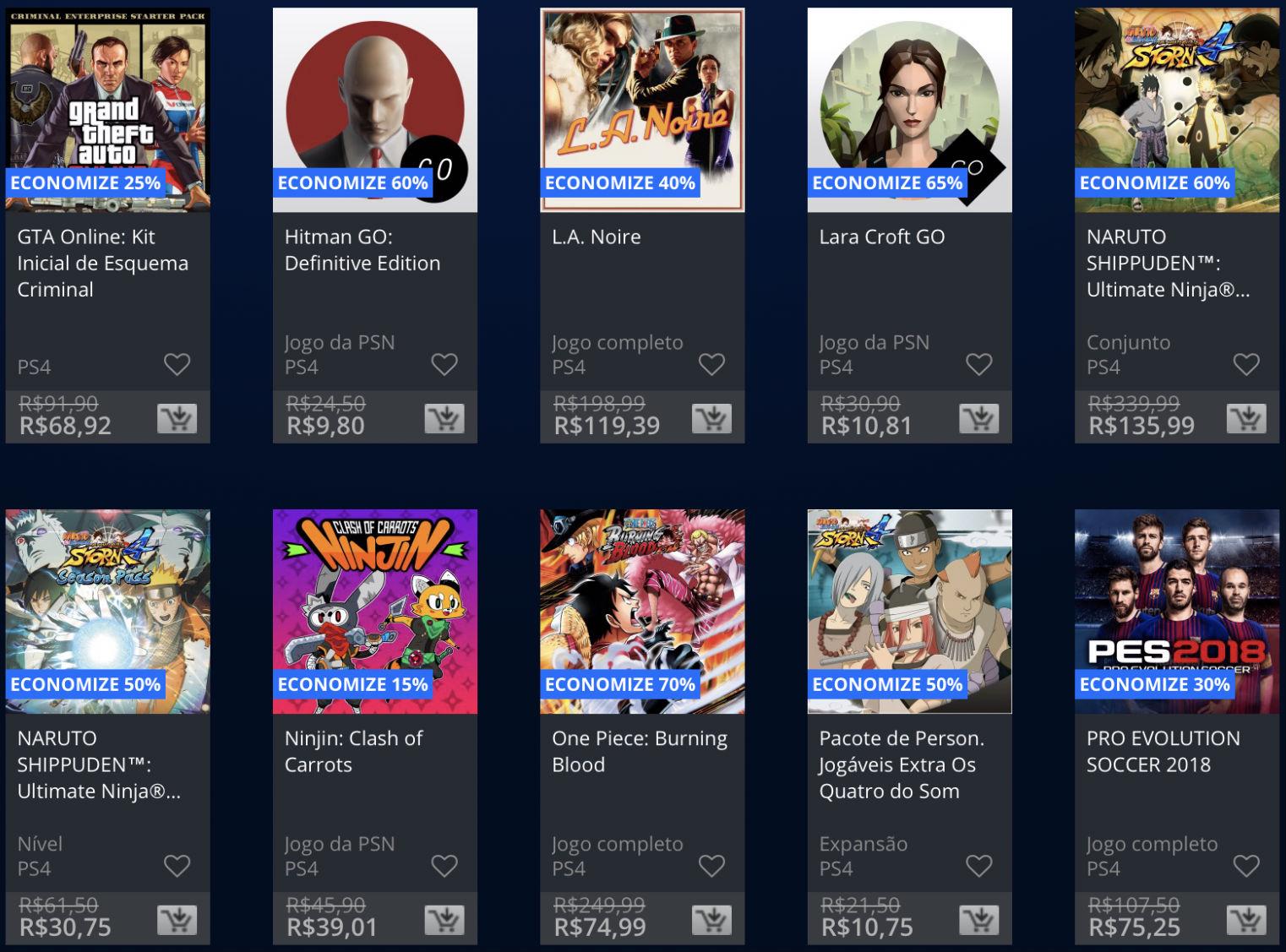 Sony anuncia Promoção do Dia das Crianças na PlayStation Store; veja 5