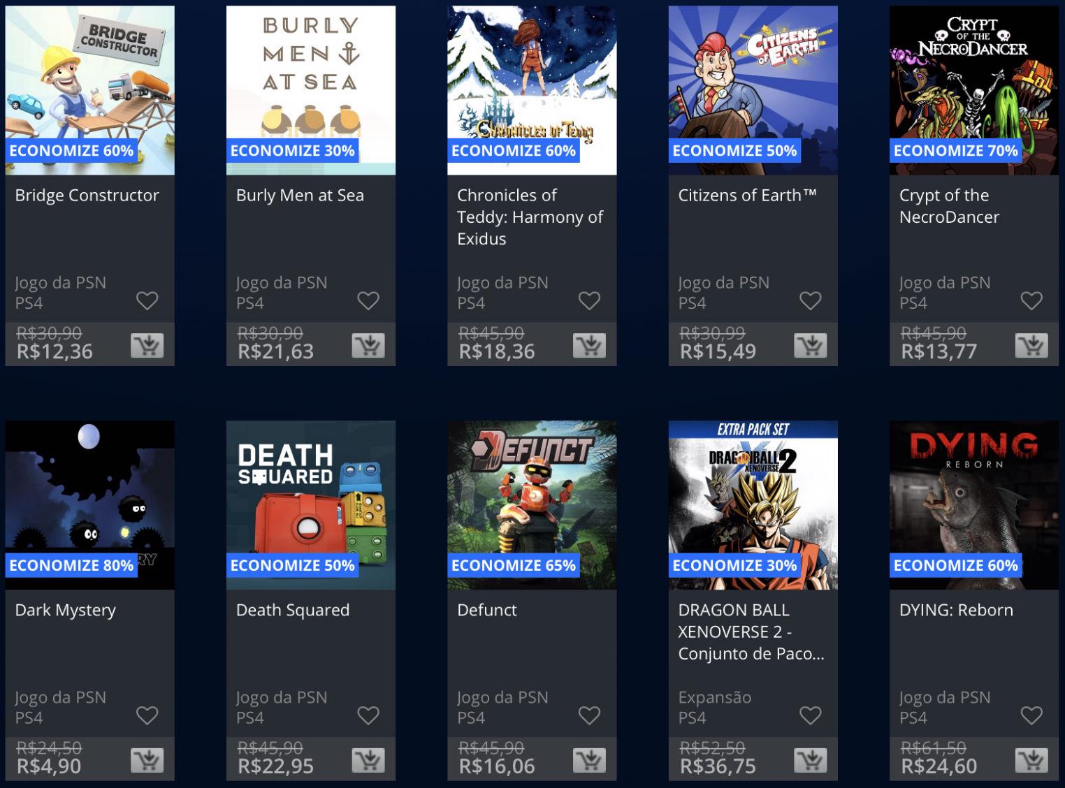 Sony anuncia Promoção do Dia das Crianças na PlayStation Store; veja 7