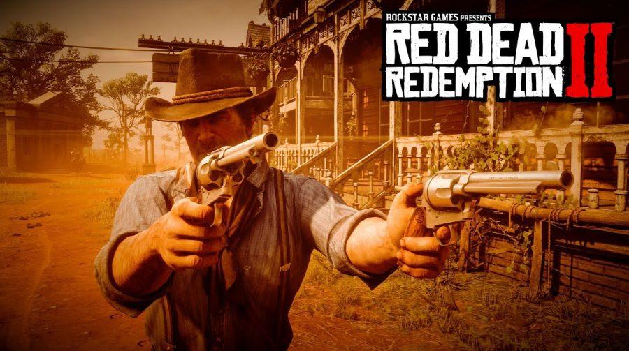 HYPE! Rockstar Games libera novo gameplay de Red Dead Redemption 2