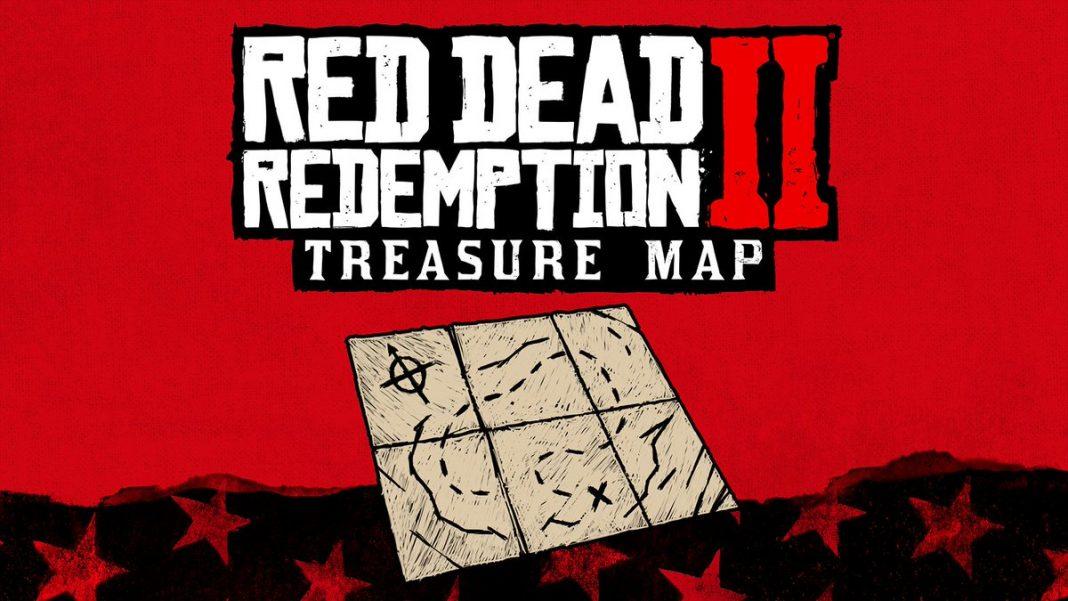 Red Dead Redemption 2 - Tesouros